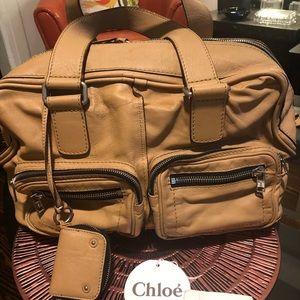 Chloe' Duffel Style bag